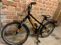 Tunturi Energy 20 -polkupyörä, Töölö