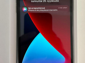 IPhone 11 64GB Musta, Puhelimet, Puhelimet ja tarvikkeet, Seinäjoki, Tori.fi