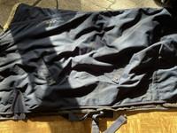 Dyon talliloimi karvakauluksella 145 cm 350 g