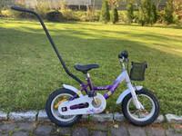 Lasten 12 tuumainen pyörä
