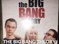 Big bang theory CD elokuva