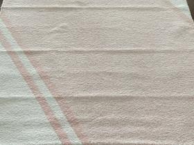 Vaaleanpuna-valkoinen matto, Matot ja tekstiilit, Sisustus ja huonekalut, Kontiolahti, Tori.fi