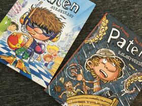 Pate-kirjoja 2kpl, Lastenkirjat, Kirjat ja lehdet, Joensuu, Tori.fi