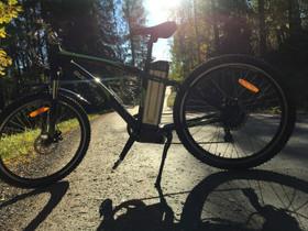 Quever sähköpyörä, Sähköpyörät, Polkupyörät ja pyöräily, Mäntsälä, Tori.fi