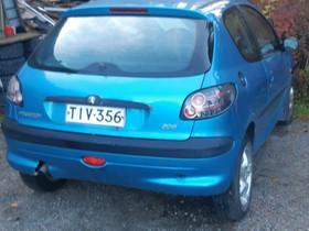 Peugeot 206, Autot, Jyväskylä, Tori.fi