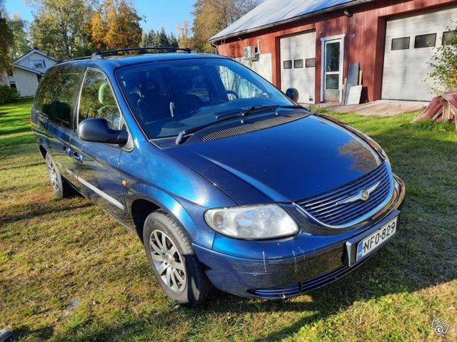 Chrysler Voyager-sarja 1