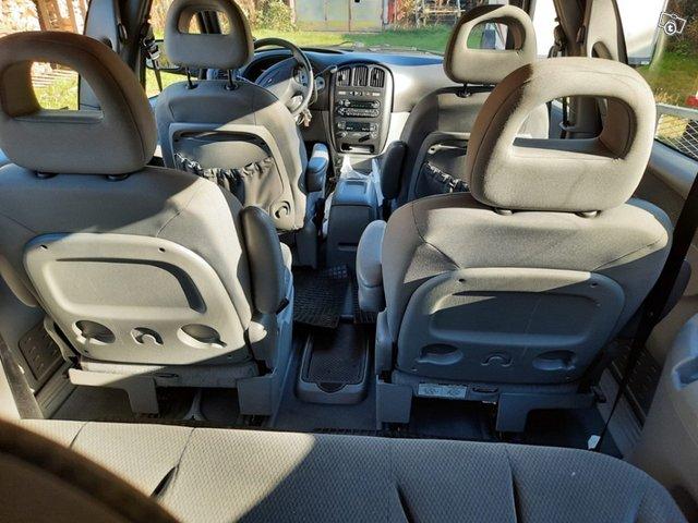 Chrysler Voyager-sarja 5