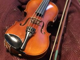Viulu, 1/4 koko, Antonius Stradivarius Cremonensis, Muu musiikki ja soittimet, Musiikki ja soittimet, Tampere, Tori.fi