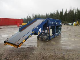 RL Service RVL 12000 Teleskooppikuljetin, Maanrakennuskoneet, Työkoneet ja kalusto, Hollola, Tori.fi
