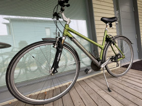 Tunturi X220 hybridi pyörä bike, Hybridipyörät, Polkupyörät ja pyöräily, Espoo, Tori.fi