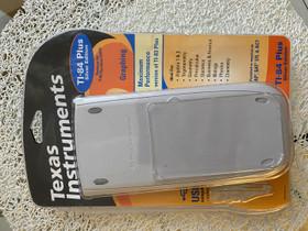 Texas Instruments TI-84 plus Silver Ed -graafilask, Oheislaitteet, Tietokoneet ja lisälaitteet, Oulu, Tori.fi