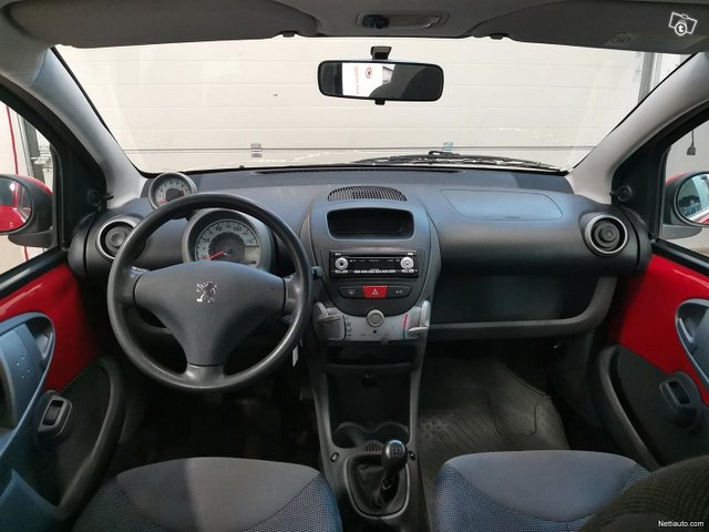 Peugeot 107 7