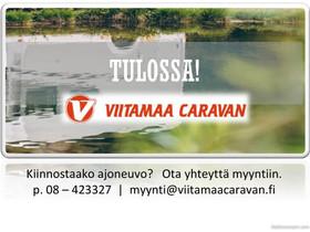 Hobby 495, Asuntovaunut, Matkailuautot ja asuntovaunut, Ylivieska, Tori.fi