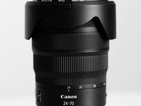 Canon RF 24-70 F/2.8 L, Objektiivit, Kamerat ja valokuvaus, Helsinki, Tori.fi