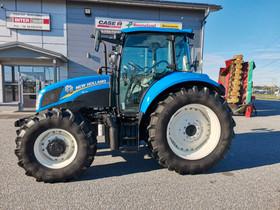 New Holland T 5.95 DC Ajettu vain 1238h, Maatalouskoneet, Työkoneet ja kalusto, Kokkola, Tori.fi