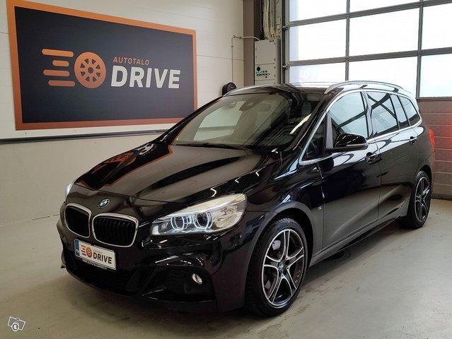 BMW 220 Gran Tourer 1