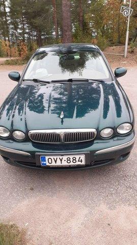 Jaguar X-Type, kuva 1