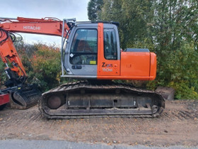 Hitachi ZX 110, Maanrakennuskoneet, Työkoneet ja kalusto, Rovaniemi, Tori.fi