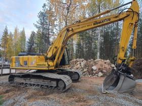 Komatsu PC210LC-6K, Maanrakennuskoneet, Työkoneet ja kalusto, Rovaniemi, Tori.fi