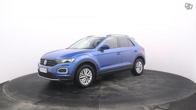 Volkswagen T-Roc, kuva 1