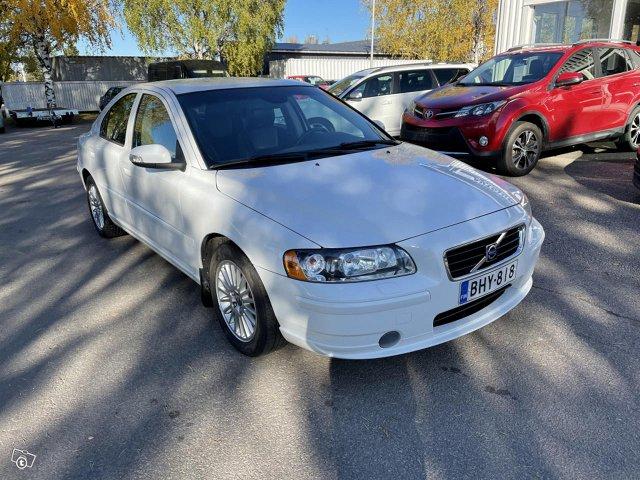 Volvo S60 2.4D 163Hv