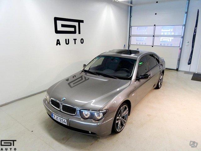 BMW 760 8
