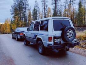 Mitsubishi Pajero, Autot, Ylitornio, Tori.fi