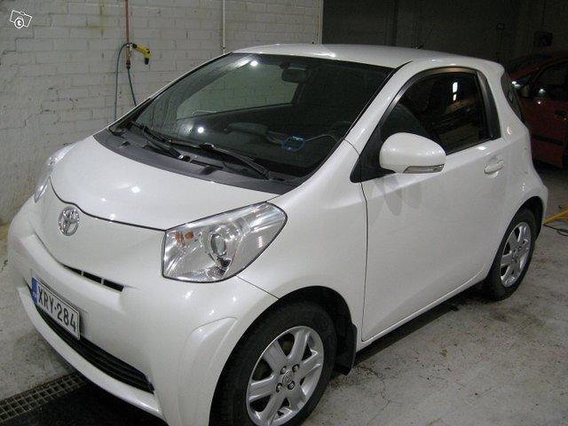 Toyota IQ, kuva 1