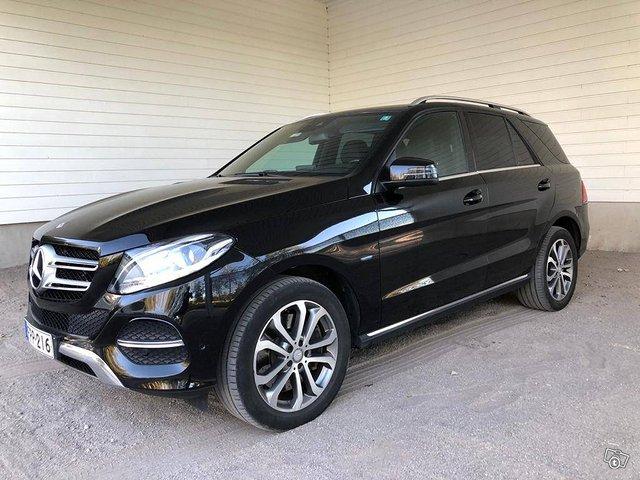 Mercedes-Benz GLE 500, kuva 1