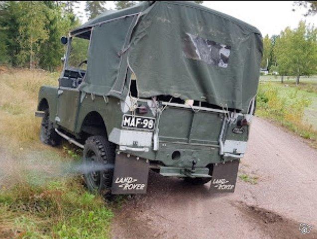 Land Rover Serie 4