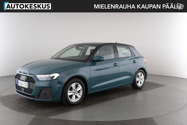 Audi A1, kuva 1
