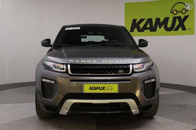 Land Rover Range Rover Evoque 9