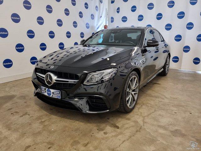 Mercedes-Benz E 63 AMG, kuva 1