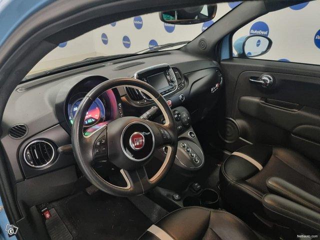 Fiat 500E 7
