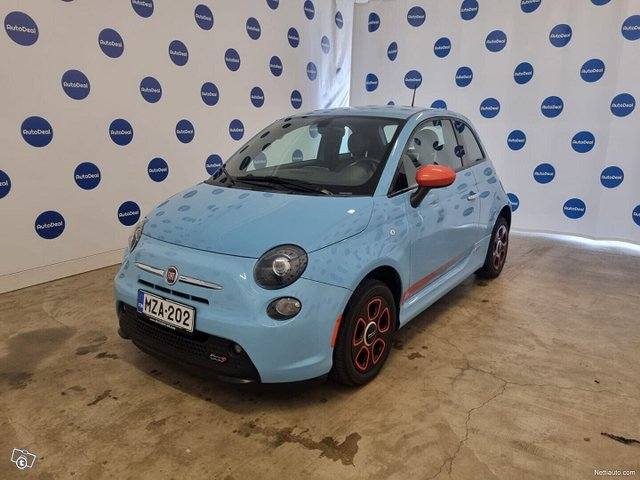 Fiat 500E 1