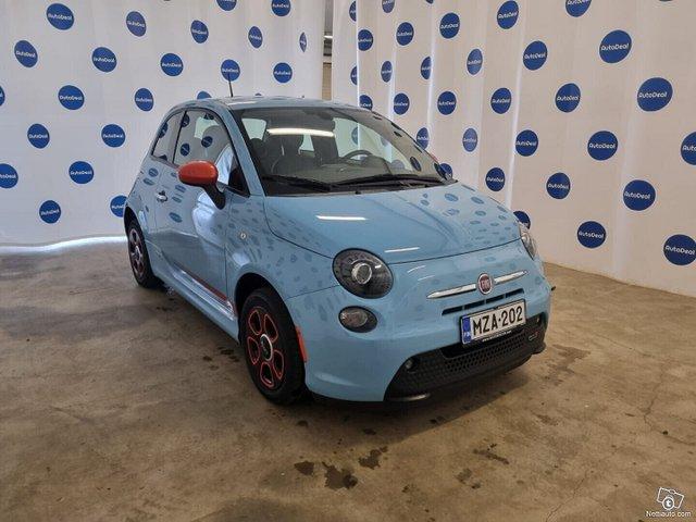 Fiat 500E 3