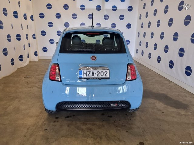Fiat 500E 5