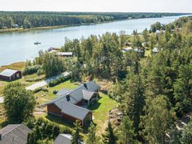Närpiö Nämpnäs Österfärdsvägen 158 3h + 2k + kph +, Mökit ja loma-asunnot, Närpiö, Tori.fi