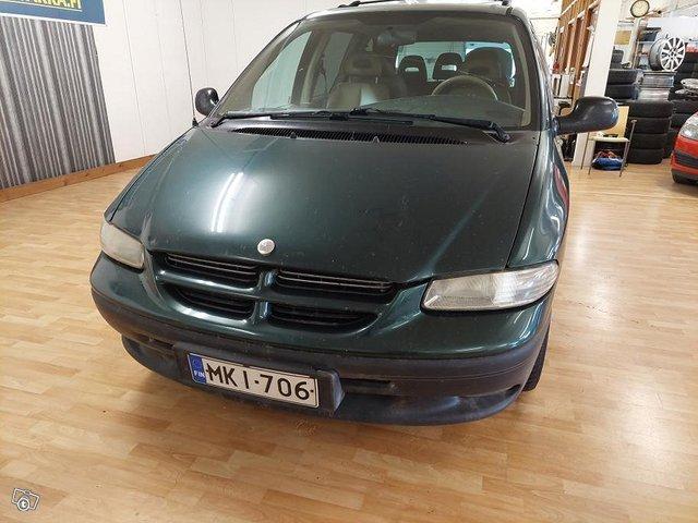 Chrysler Voyager 2