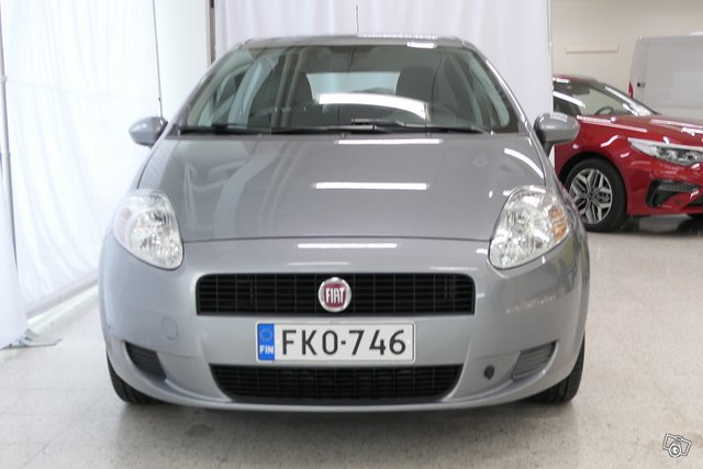 Fiat Grande Punto 2