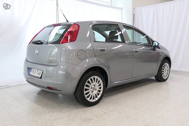 Fiat Grande Punto 4