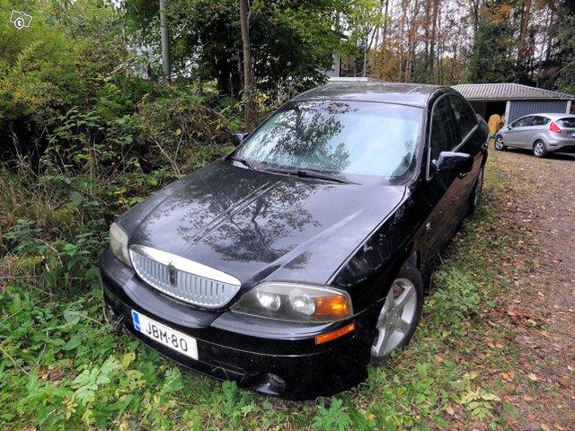 Lincoln 0 1