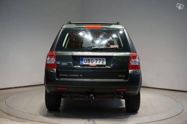 Land Rover Freelander 6