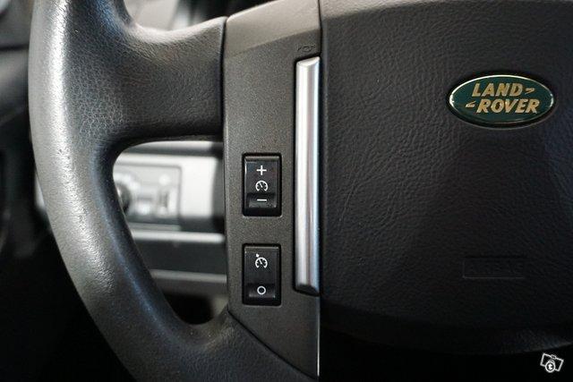 Land Rover Freelander 25
