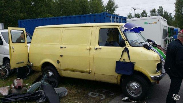 Opel Rekord, kuva 1
