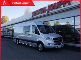 Mercedes-Benz Sprinter, Matkailuautot, Matkailuautot ja asuntovaunut, Hämeenlinna, Tori.fi