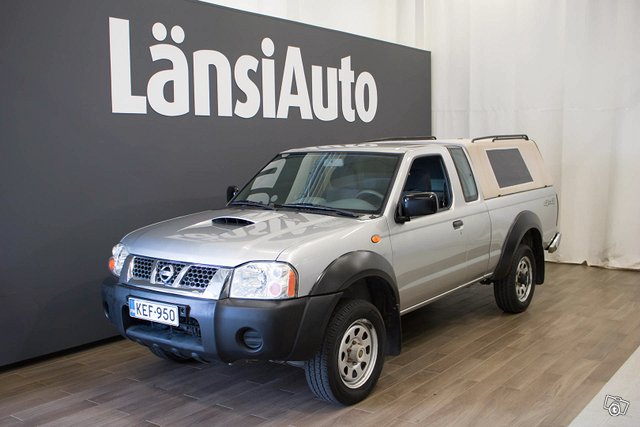 Nissan Pick-up, kuva 1