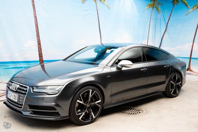 Audi S7, kuva 1