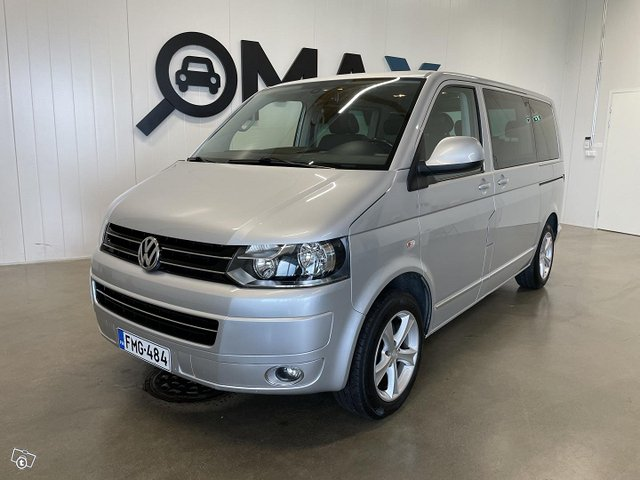 Volkswagen Multivan, kuva 1