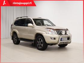 Toyota Land Cruiser, Autot, Lappeenranta, Tori.fi
